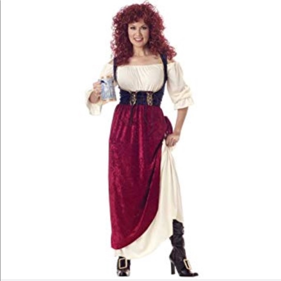 cfeb363435d california costumes Other - Renaissance Bar Wench